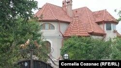Casa judecătorului Sergiu Arnăut