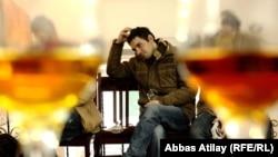 Azerbaijan -- Writer Agshin Yenisey, 18Feb2010