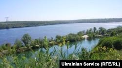 Місце Кодацького порогу, село Старі Кодаки, Дніпропетровщина