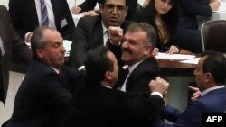 Parlamenti i Turqisë, 23 janar 2014.