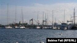 Mangalia 2016: portul turistic