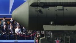 Moskvada hərbi parad, 9 may 2013
