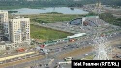Главниот град на руската република Татарстан, Казан
