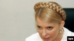 Юлия Тимошенко, сиёсатмадори укроинӣ