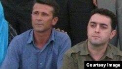 جعفر عظیم زاده و جمیل محمدی. منبع: سایت روزنه https://rowzane.com