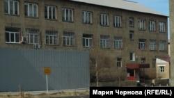 Здание суда, а также УМВД, Следкома и прокуратуры в Слюдянке