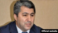 Muhiddin Kabiri, head of Tajikistan's Islamic Renaissance Party