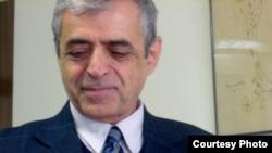 """Курош Заим, активист оппозиционной партии """"Национальный Фронт""""."""