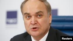 آنتونی آنتونوف، معاون وزیر دفاع روسیه