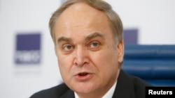 Анатолий Антонов, муовини вазири дифои Русия.