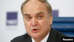 Anatoly Antonov has been a staunch public advocate of Russia's assertive foreign policy in recent years.