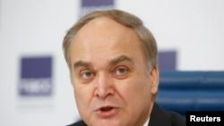 Заместитель министра обороны России Анатолий Антонов, попавший в санкционный список Норвегии.