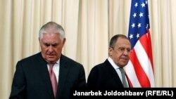 Sudeći prema naslovima i komentarima analitičara iz cijelog svijeta, Rex Tillerson je imao malo toga zajedničkog sa ruskim kolegom Sergejem Lavrovim tokom susreta u Moskvi, april 2017.