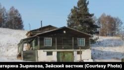 Поселок Юбилейный в Приамурье