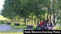 Sirijske izbjeglice u Novigradu na Dobri, 7. lipnja 2018.