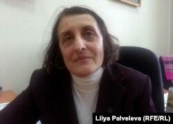 Историк Елена Савенко