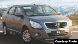 Ўзбекистонда ишлаб чиқарилаётган Cobalt автомобили.