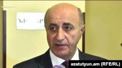Gazprom Armenia's General Director Hrant Tadevosian