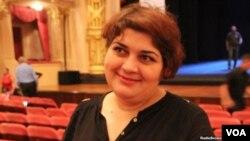 Khadija İsmayıl