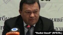 Фарход Рахими, президент АН Таджикистана