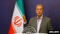 Портпаролот на иранската Влада, Али Рабиеи