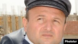 Действующий мэр Гюмри Вардан Гукасян