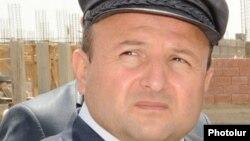 Գյումրիի քաղաքապետ Վարդան Ղուկասյան