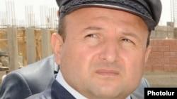 Бывший мэр Гюмри Вартан Гукасян