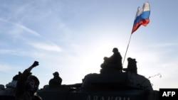 Проросійські бойовики на Донбасі (архівне фото)