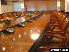 Sala u kojoj zasjeda Vijeće naroda RS