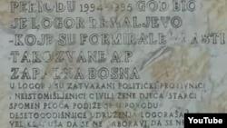 Spomenik žrtvama logora Drmaljevo