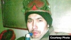 Асет Ерубаев, бывший работник Жезказганского медеплавильного завода корпорации «Казахмыс». Жезказган, 4 марта 2011 года.