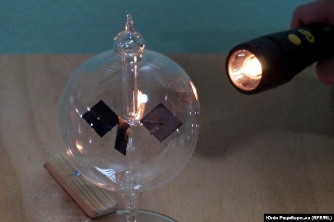Експерименти зі світлом