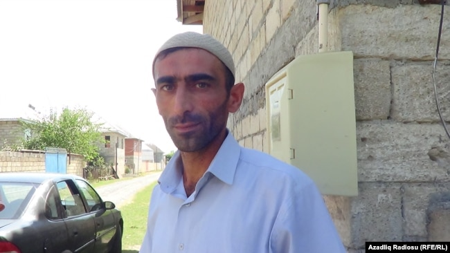 Astara rayon Təngərüd kənd məscidin müftisi Sabir Zahidov, 29 aprel 2018