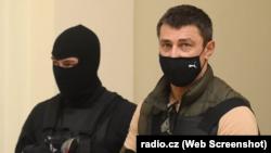 Александр Франчетти, подозреваемый в создании незаконного вооруженного формирования