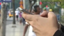 На Кубе повсеместно заработал мобильный интернет
