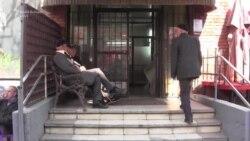 Në Klubin e Pensionistëve në Prishtinë...