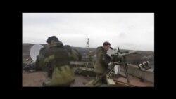 """Донбасста Украинага каршы сугышучылар """"алга"""" дип кычкыра"""