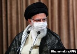 Pemimpin Tertinggi Iran Ayatollah Khamenei