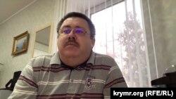 Юрий из Симферополя, инженер компьютерного комплекса в работе системы «Вымпел»