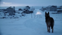 Russia's Northernmost Port Hangs On At 'The Edge Of The Earth'