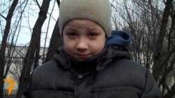 Сын Сяргея Каваленкі