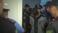 Суд арештував підозрюваного у вбивстві дитини в Лощинівці (відео)