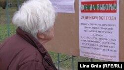 Alegeri în regiunea transnistreană