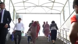 Зерзаминиҳои Душанбе -- гоҳе аз хушбӯӣ маст мешавӣ, гоҳе ҳам мегӯӣ, набиниву набӯӣ