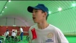 Уфада инвалидлар өчөн теннис корты ачылды