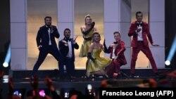 Jedni od učesnika Eurovizije 2018.