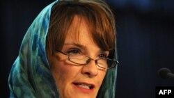 Представитель ООН по правам человека в Афганистане Жоржет Ганьон