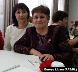 Maria Voloșciuc din Stăuceni