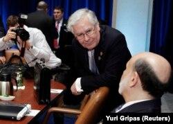 رئیس پیشین بانک مرکزی بریتانیا بارها در مورد عدم تعادل جهانی هشدار داده است